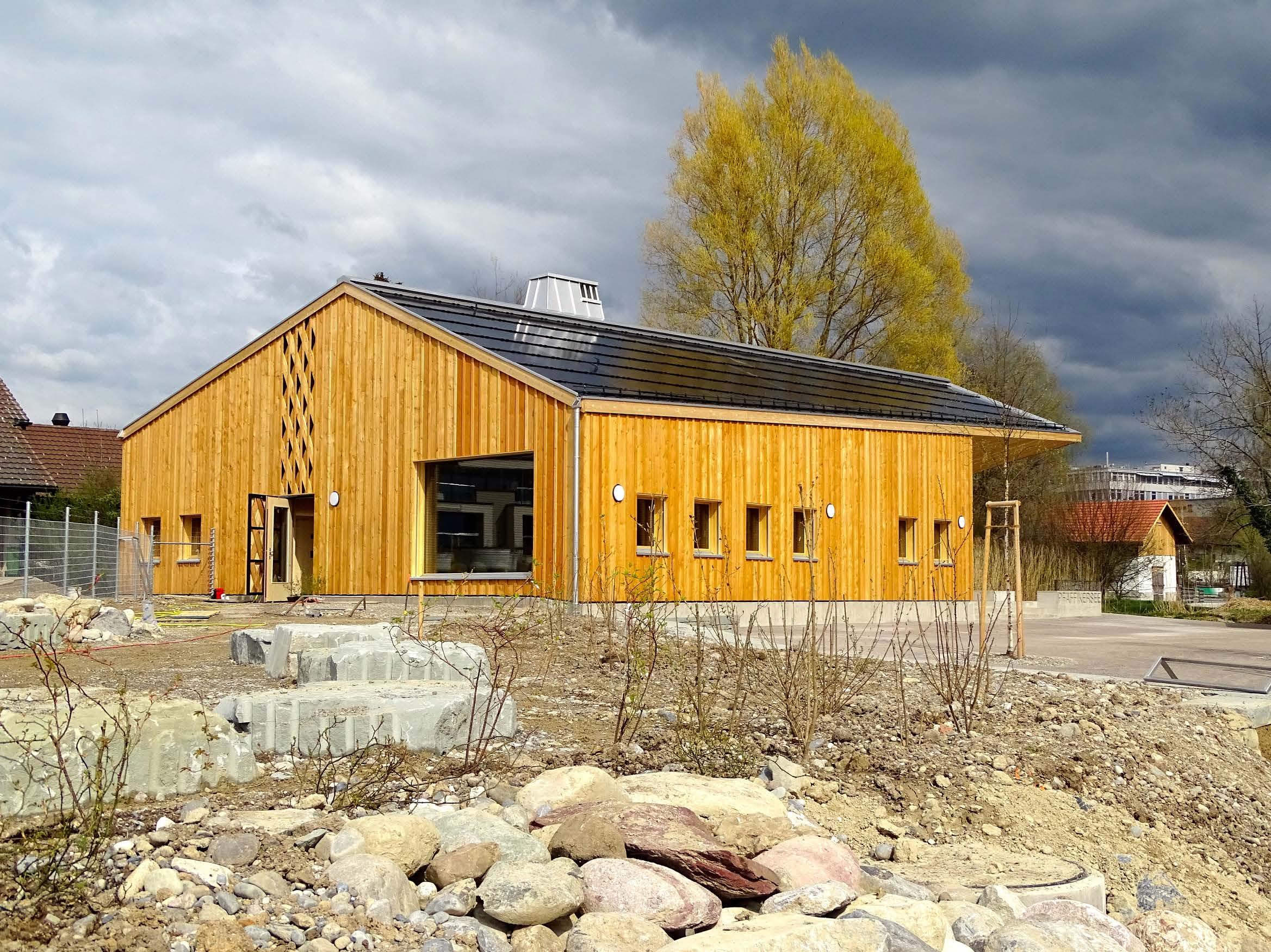eröffnung naturzentrum