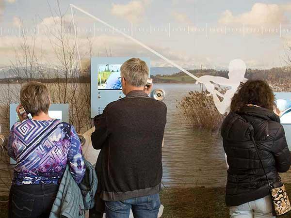 Ausstellung Naturzentrum Pfäffikersee