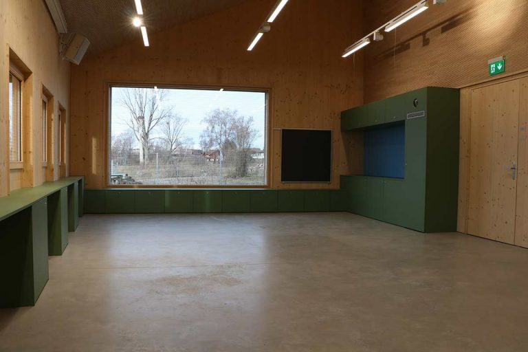 Schulungsraum Naturzentrum (55 m2)